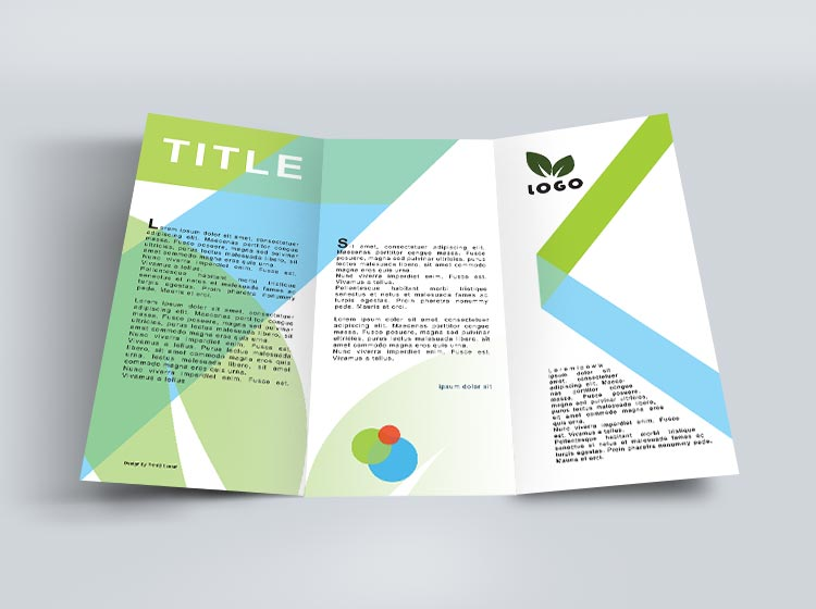 how to design a trifold brochure trifold brochure tips