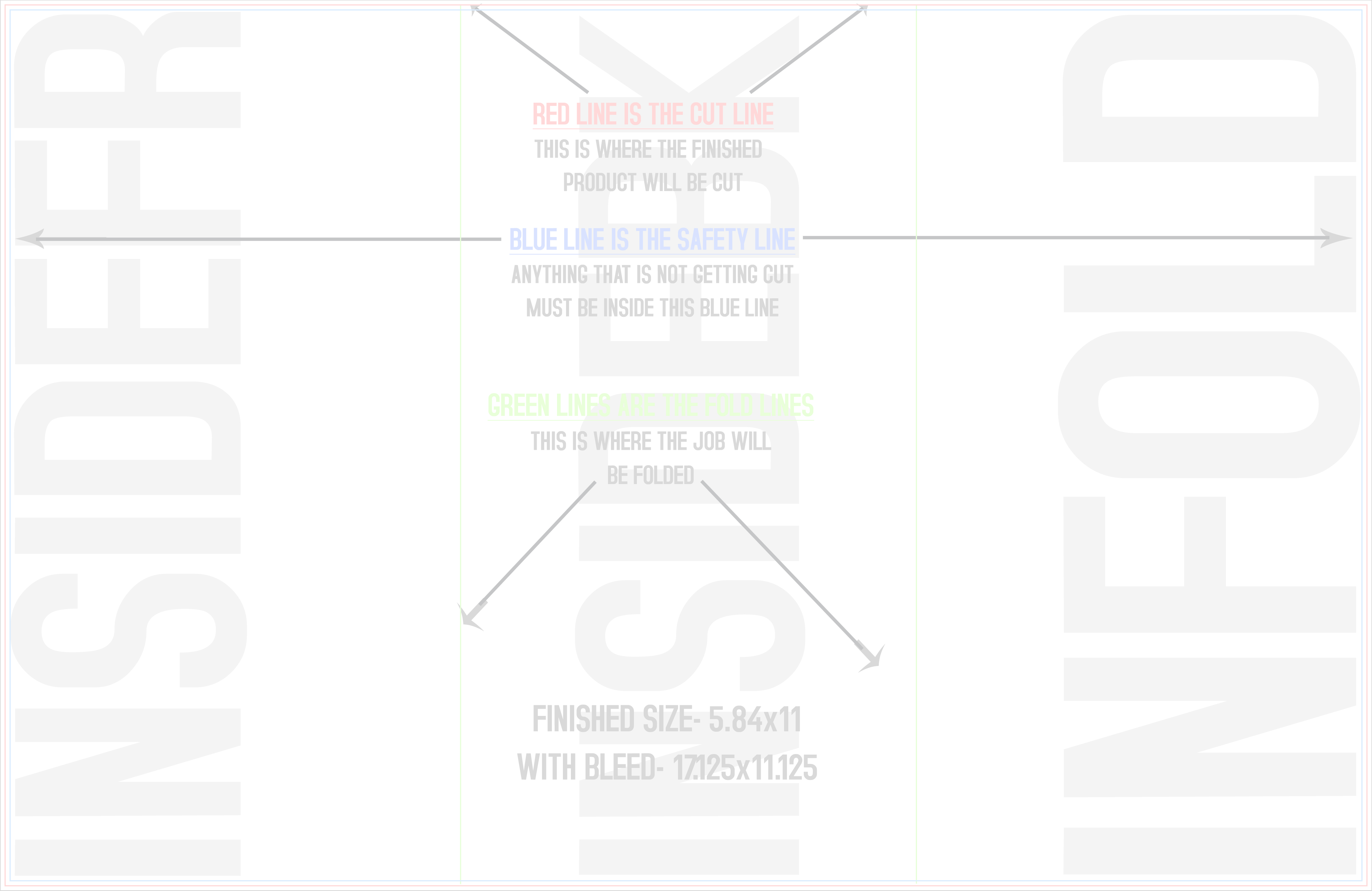 Design and print brochures and flyers onlineint tri fold download jpg template inside magicingreecefo Image collections