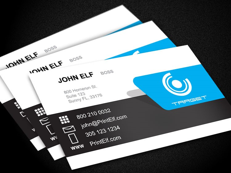 Download free logos designs for startups and established for Target business cards