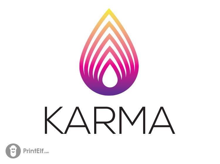 Free logo to download health freelance corporate for Karma home designs