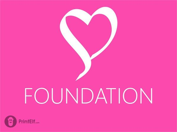 Foundation logo design