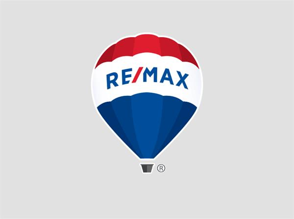 RE/MAX real estate balloon logo