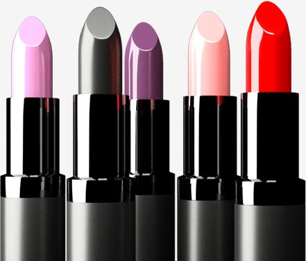 lip sticks for beauty and makeup