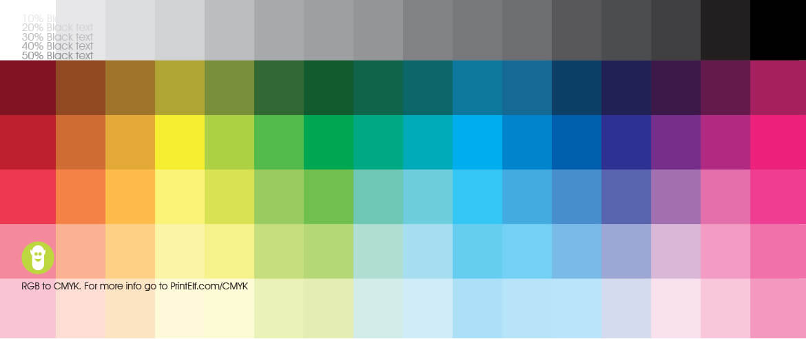 RGB To CMYK And Pantone Conversion Help Guide