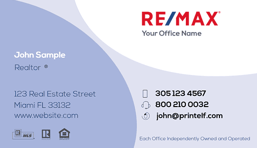 Modern design. RreMax developer business card