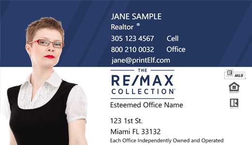 Modern design. The RE/MAX collection