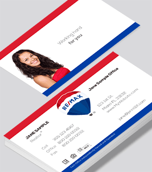 Remax business cards free designs remax business card with balloon colourmoves