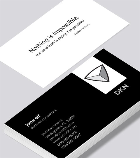 Darknet consultant business card modern design darknet consultant business card colourmoves
