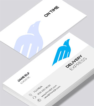 Delivery Express business card