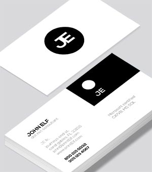 Dot Net Consultant business card