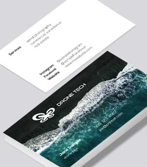Drone Sky View business card