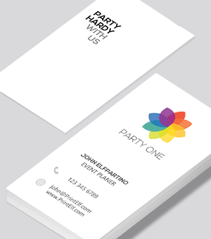 Event Planer business card