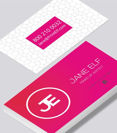 Makeup artist business card modern design modern contemporary business card design makeup artist business card colourmoves