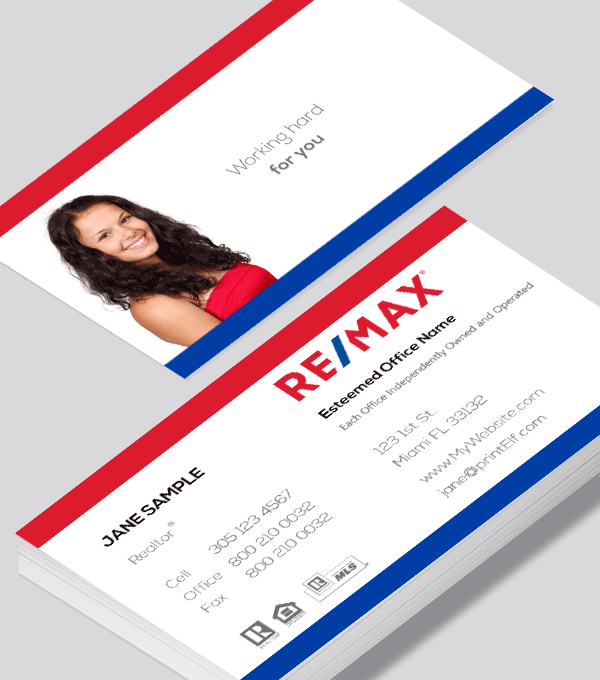 Remax classic business card modern design modern contemporary business card design remax classic business card reheart Choice Image