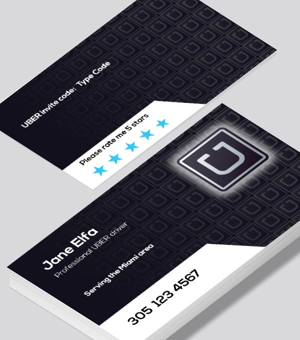 how to change card details on uber