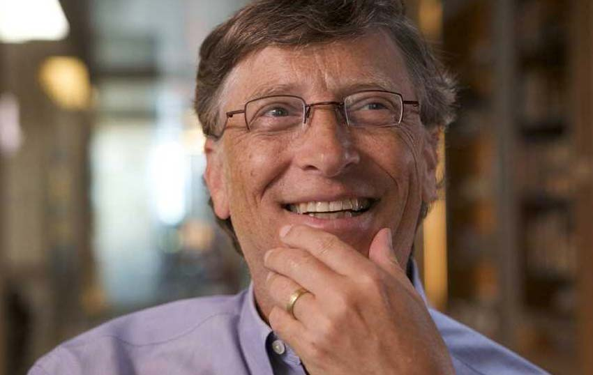 What does print and Bill Gates have in common?