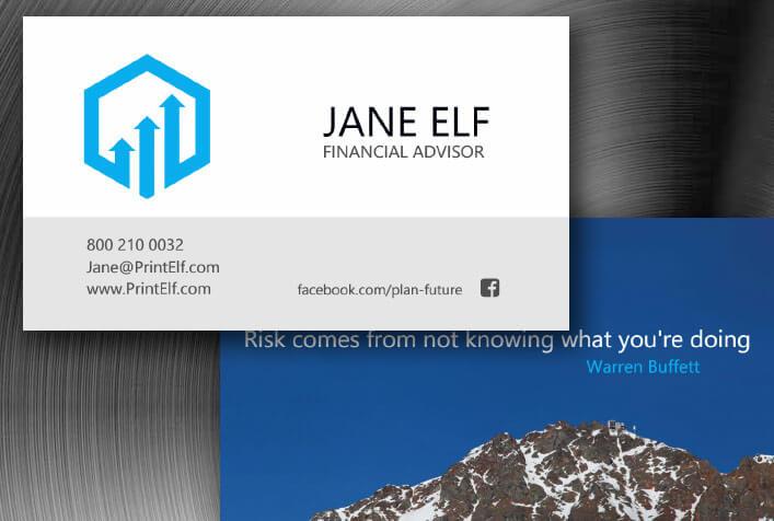 Freelance business card template mandegarfo freelance business card template flashek Gallery