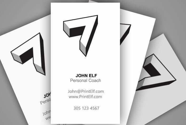 freelance business card financial accounting planning service management - Freelance Business Cards