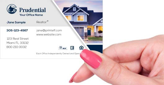 Prudential real estate agent